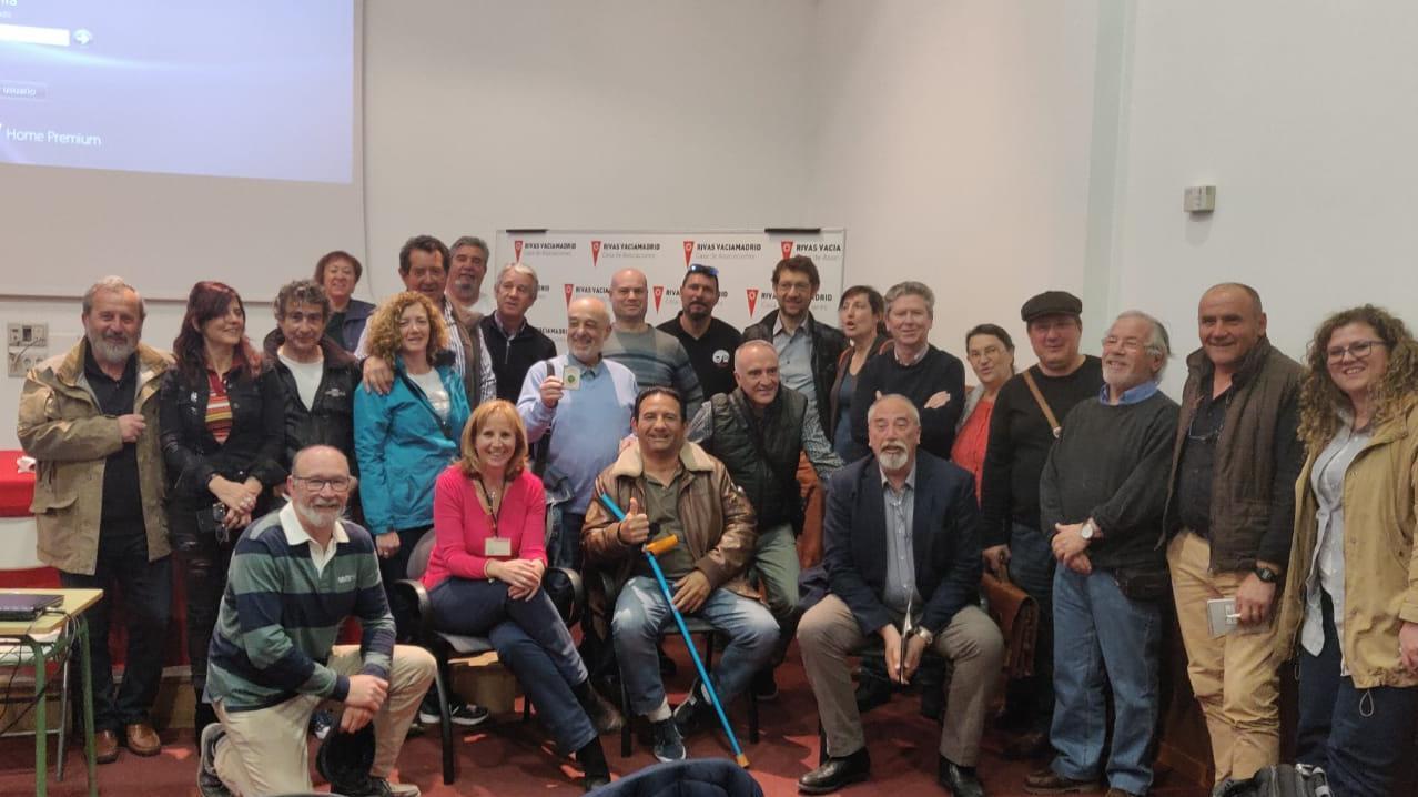 Agradecimiento asistencia asamblea Casa de Asociaciones 2019