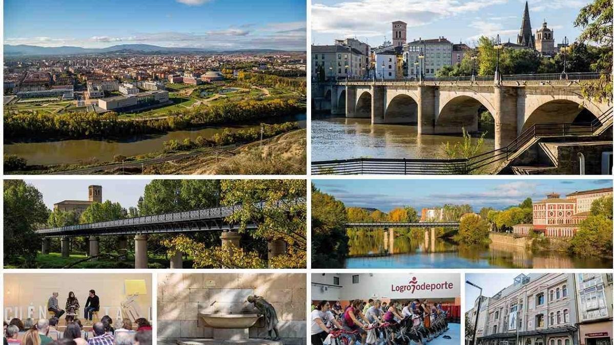Candidatura de Logroño a Capital Verde Europea 2023