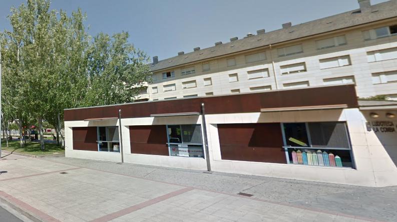Centro cívico en Cascajos