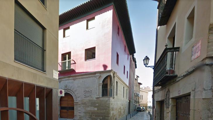 """Abrir de nuevo el """"Centro de Cultura del Rioja"""""""