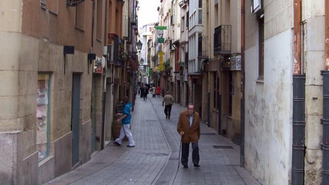 Aparcabicis Calle San Juan