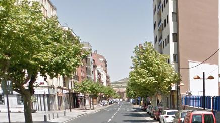Limpieza calle Doce Ligero