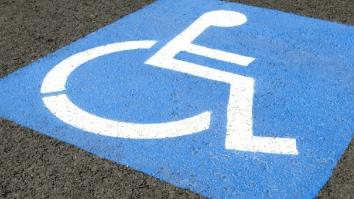 Plazas discapacitados en Pino y Amorena