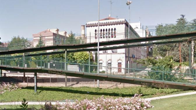 Conexión calle Fuenmayor/Gonzalo de Berceo