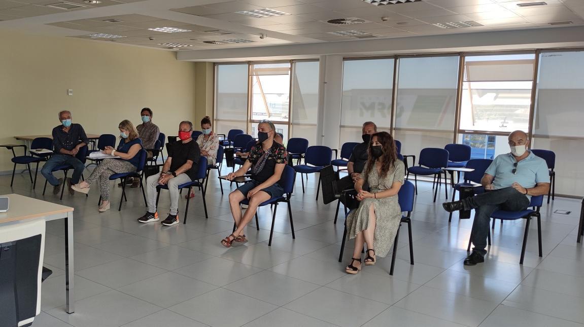 Nuevos consejeros y consejeras ciudadanos de RIVAMADRID