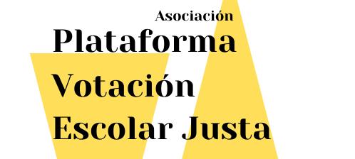 Plataforma Votación Escolar Justa. PVEJ. Es más lo que nos une